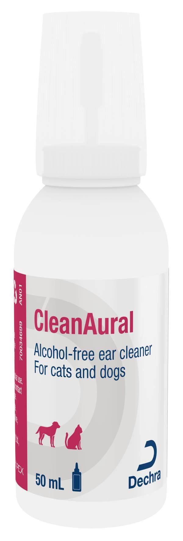 Alcohol-free ear cleaner (50mL)