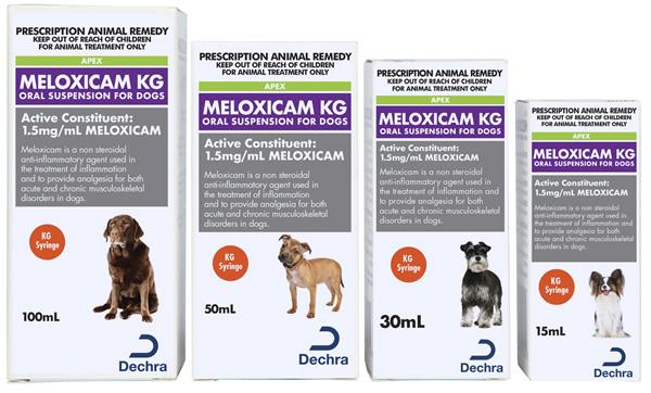 1.5mg/mL Oral Suspension for Dogs
