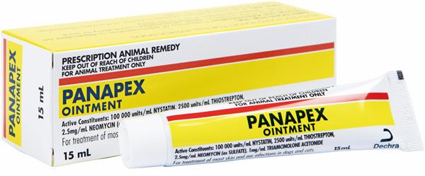 Panapex Ointment